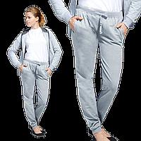 Женские спортивные брюки, StanJumpWomen, 62W, Серый меланж (50), S/44