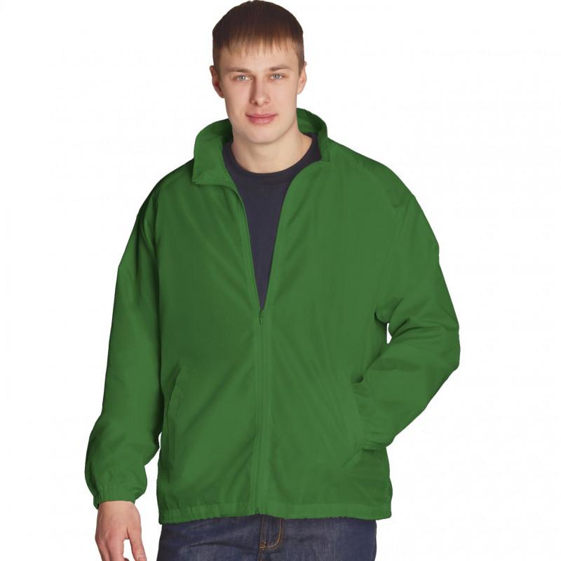 Ветровка без капюшона, StanEconomy, 29E, Зелёный (30), XS/44