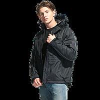 Утепленная куртка на молнии, StanNordic, 31N, Чёрный (20), XS/44