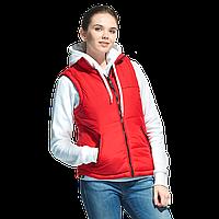 Утепленный женский жилет, StanWinterNewWomen, 26WN, Красный (14), XS/42