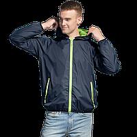 Ветровка спортивная, StanActual, 57, Тёмно-синий (46), XS/44