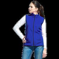 Флисовый женcкий жилет, StanFleeceNewWomen, 28WN, Синий (16), S/44