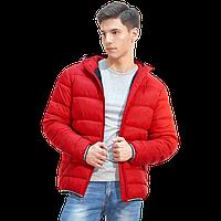 Мужская куртка с капюшоном, StanAir, 81, Красный (14), S/46