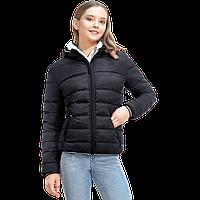Женская куртка с капюшоном, StanAirWomen, 81W, Чёрный (20), XXL/52