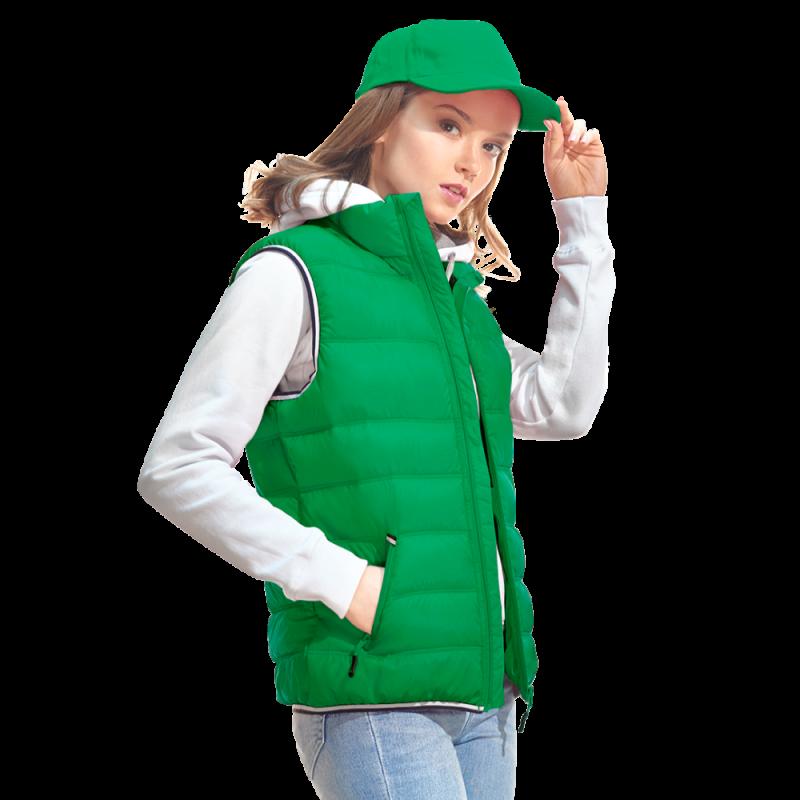Жилет женский, StanAerоWomen, 82W, Зелёный (30), XS/42