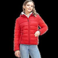 Женская куртка с капюшоном, StanAirWomen, 81W, Красный (14), L/48