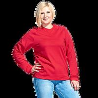 Базовая толстовка унисекс, StanWork, 60, Красный (14), M/48