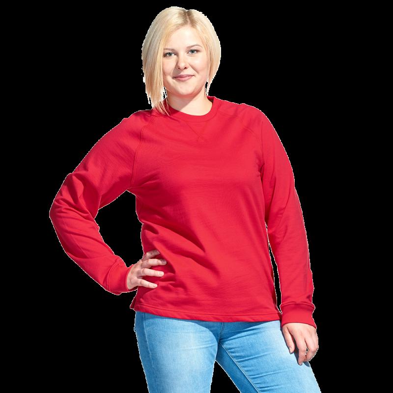 Базовая толстовка унисекс, StanWork, 60, Красный (14), S/46