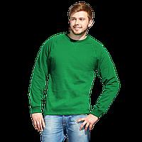 Базовая толстовка унисекс, StanWork, 60, Зелёный (30), XXL/54