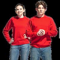 Свитшот унисекс, StanSweatshirt, 53, Красный (14), 3XS/40