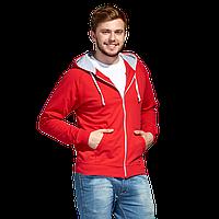 Мужская толстовка с капюшоном, StanCool, 61, Красный (14), S/46
