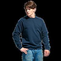 Свитшот унисекс, StanSweatshirt, 53, Тёмно-синий (46), XXS/42