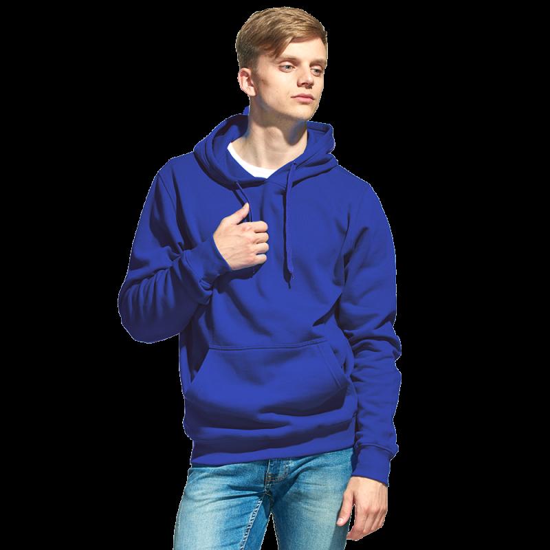 Мужская толстовка «кенгуру» , StanFreedom, 20, Синий (16), XL/52