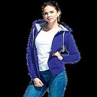 Толстовка женская , StanStyleWomen, 17W, Синий-Серый меланж (16/50), XL/50