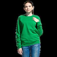 Свитшот унисекс, StanSweatshirt, 53, Зелёный (30), 3XS/40