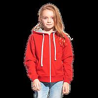 Облегченная детская толстовка , StanCoolJunior, 61J, Красный (14), 12 лет