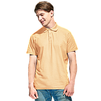 Базовая рубашка поло , StanPremier, 04, Бежевый (54), S/46