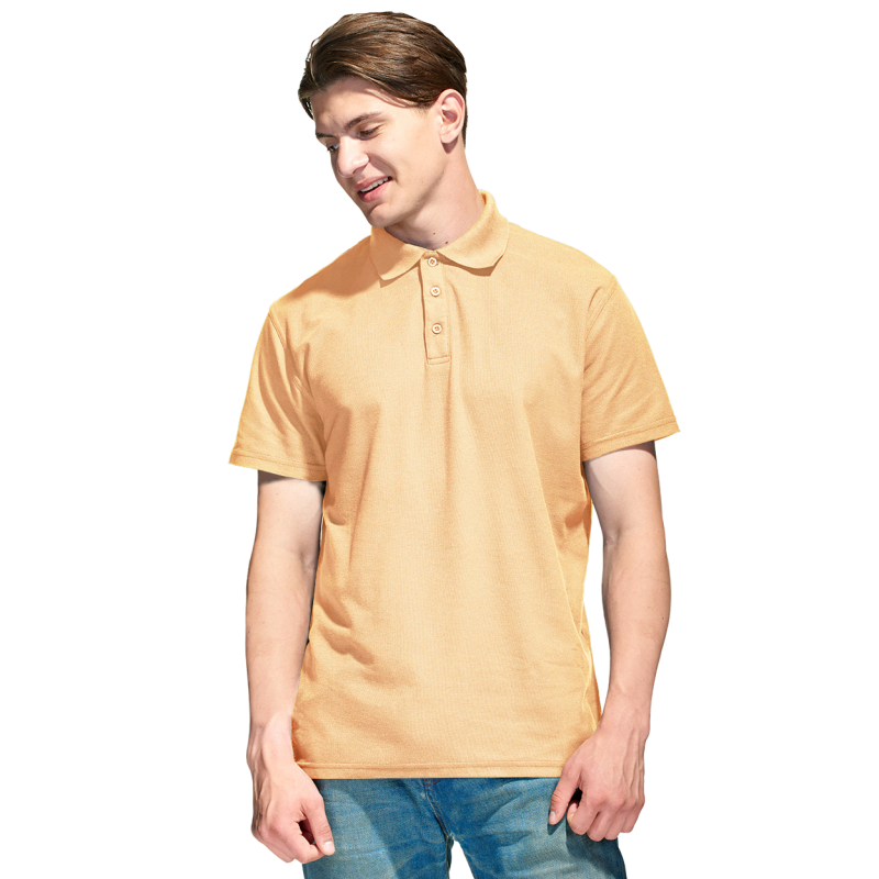 Базовая рубашка поло , StanPremier, 04, Бежевый (54), XS/44