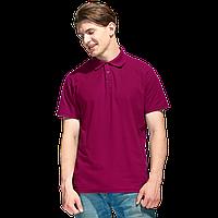 Базовая рубашка поло , StanPremier, 04, Бордовый (66), M/48