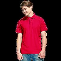Базовая рубашка поло , StanPremier, 04, Красный (14), 4XL/58