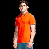 Базовая рубашка поло , StanPremier, 04, Оранжевый (28), S/46