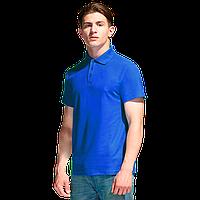 Базовая рубашка поло , StanPremier, 04, Синий (16), XL/52