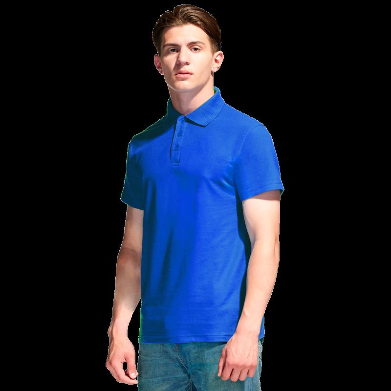Базовая рубашка поло , StanPremier, 04, Синий (16), XXXL/56