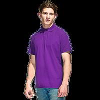 Базовая рубашка поло , StanPremier, 04, Фиолетовый (94), XXL/54