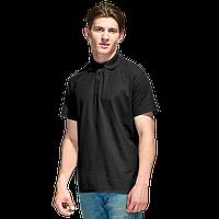 Базовая рубашка поло , StanPremier, 04, Чёрный (20), XL/52