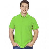 Базовая рубашка поло , StanPremier, 04, Ярко-зелёный (26), XXXL/56