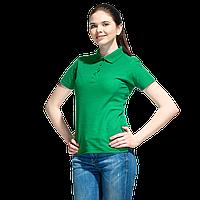 Базовая рубашка поло , StanWomen, 04WL, Зелёный (30), XXL/52