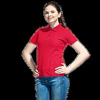 Базовая рубашка поло , StanWomen, 04WL, Красный (14), XS/42