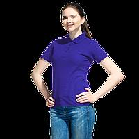 Базовая рубашка поло , StanWomen, 04WL, Синий (16), XS/42