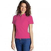 Базовая рубашка поло , StanWomen, 04WL, Тёмно-розовый (48), XL/50