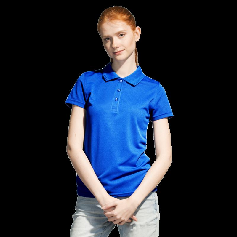 Спортивная рубашка поло, StanPoliWomen, 04EW, Синий (16), XXL/52