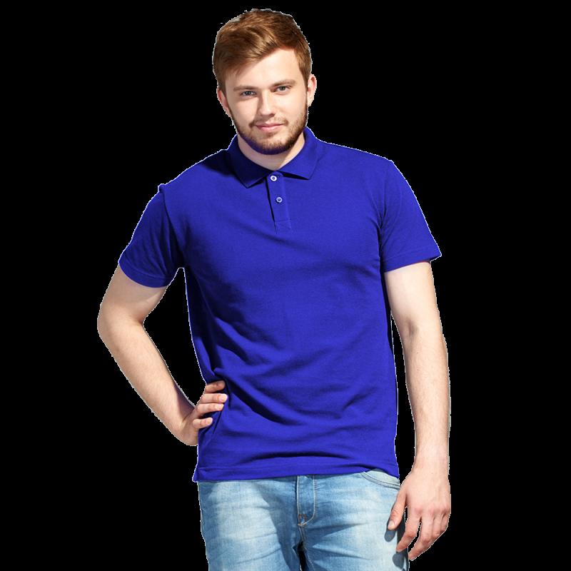 Рубашка поло унисекс, StanUniform, 04U, Синий (16), XXL/54