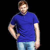Рубашка поло унисекс, StanUniform, 04U, Синий (16), XXS/42