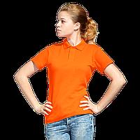 Рубашка поло унисекс, StanUniform, 04U, Оранжевый (28), XXS/42