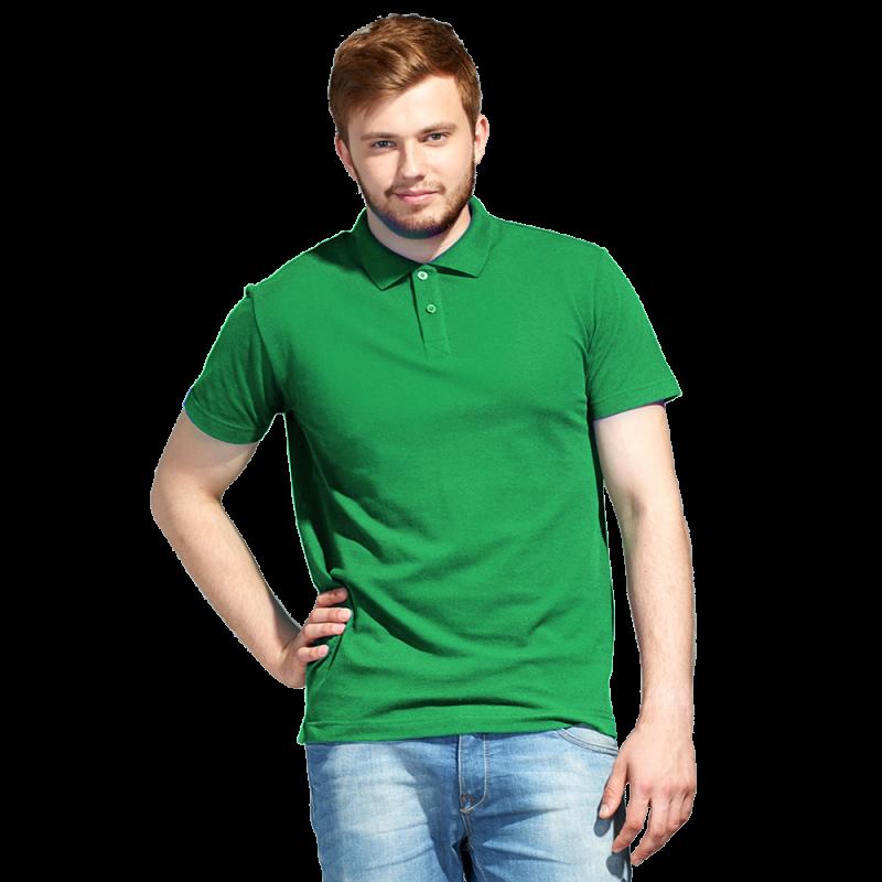 Рубашка поло унисекс, StanUniform, 04U, Зелёный (30), M/48