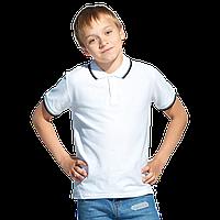 Детская рубашка поло, StanTrophyJunior, 04TJ, Белый (10), 12 лет