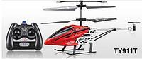 Радиоуправляемый вертолет Tian Yi Xing TY911T на пульте