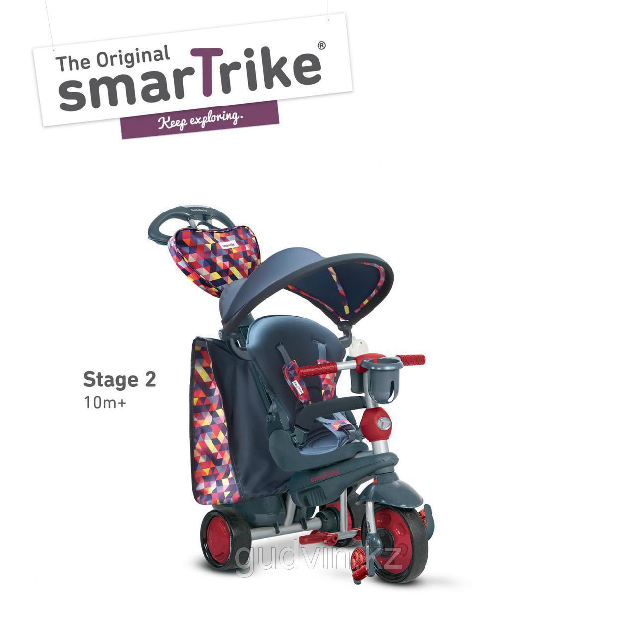 Smar trike велосипед 5 в 1 EXPLORER от 7 месяцев до 3 лет