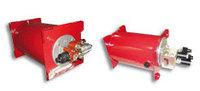 Бак с электрическим распределителем BZDP 70 или BZDE 40