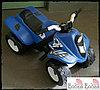 Электромобиль Квадрoцикл Quad Rally Smoby