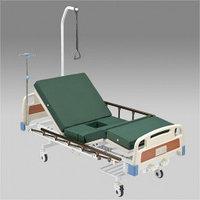 Кровать функциональная механическая Armed , с санитарным оснащением, фото 1