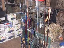 Всё для рыбалки ,удочки,эхолоты,леска ,блёсны.термобоксы ,капканы,зонты, и Т. Д.