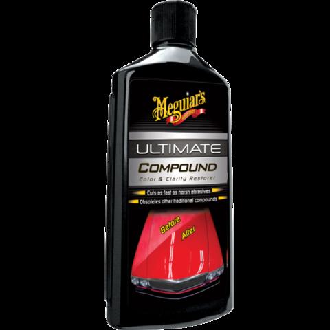 Очищающий полироль для кузова автомобиля Meguiar's Ultimate Compound Color And Clarity Restorer(США)