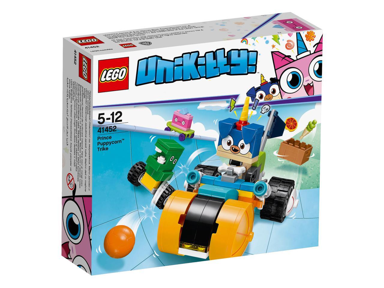 41452 Lego Unikitty Велосипед принца Паппикорна, Лего Юникитти