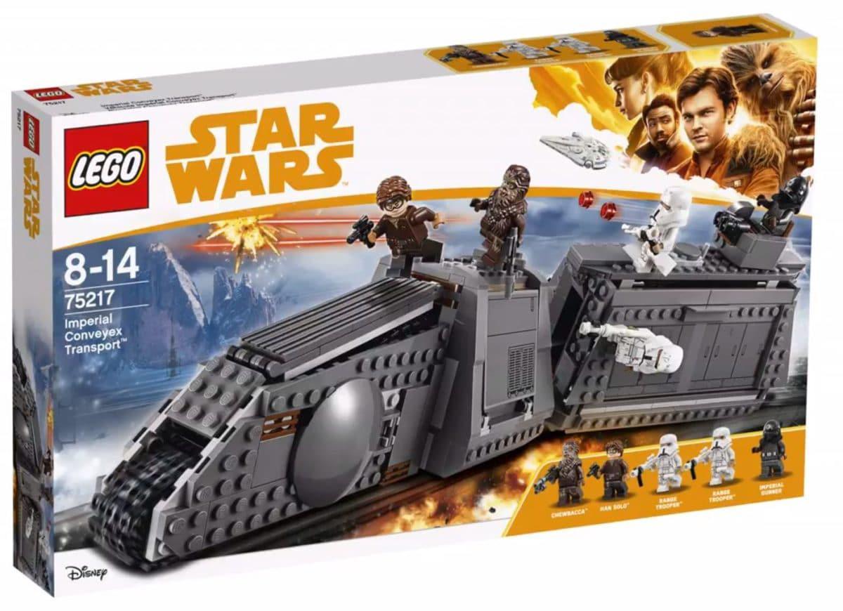 75217 Lego Star Wars Имперский транспорт, Лего Звездные войны