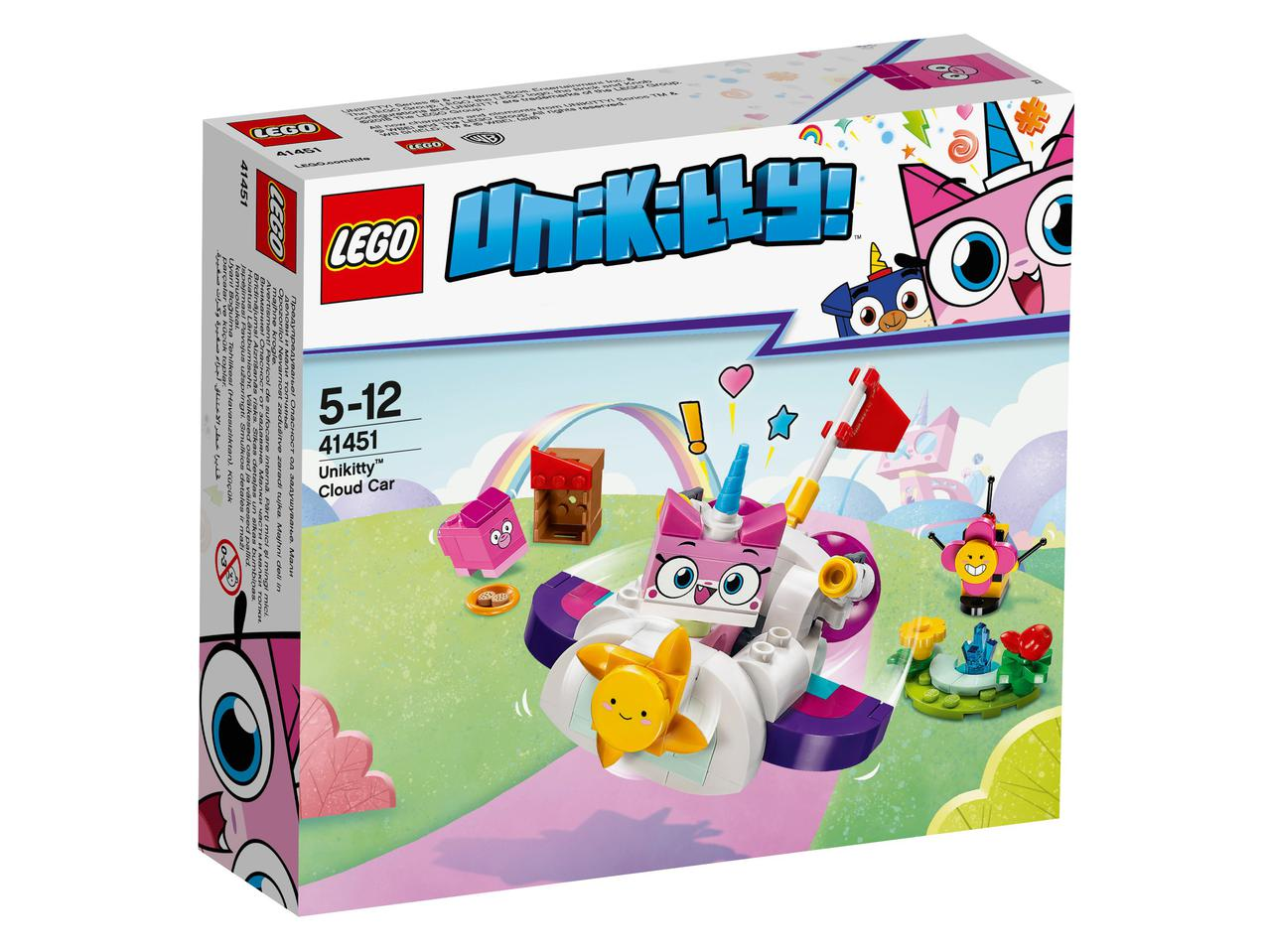 41451 Lego Unikitty Машина-облако Юникитти, Лего Юникитти